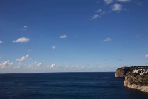 Unobstructable sea views