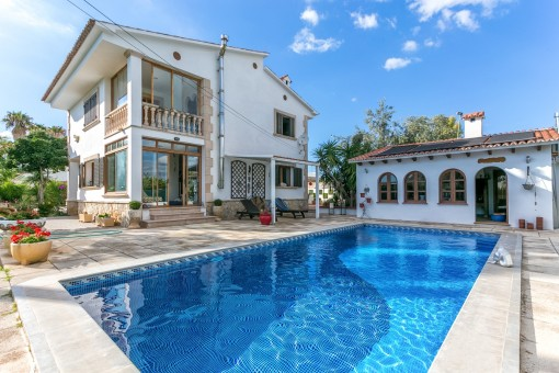 villa in Palma Surroundings