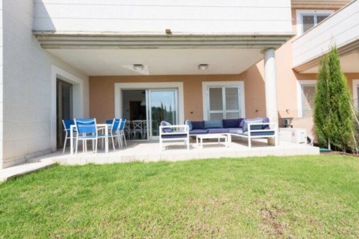 As-new terraced house in Cala Vinyes