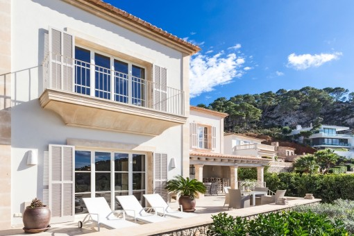 Luxurious villa in Puerto de Andratx
