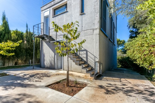 Spectacular summer-house with modern architecture in a quiet neighbourhood in Son Serra de Marina