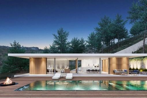 villa in Son Vida for sale