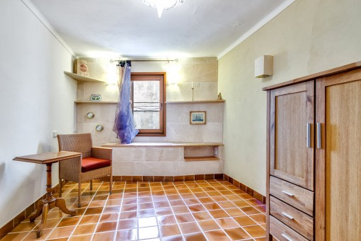 The house offers 200 sqm in total