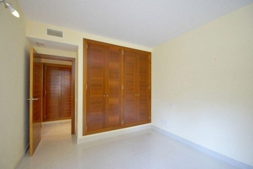 Fitted wardorbes in each bedroom