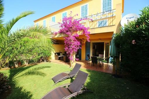apartment in Cala Mandia