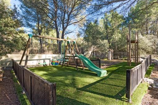 Unique playground for children