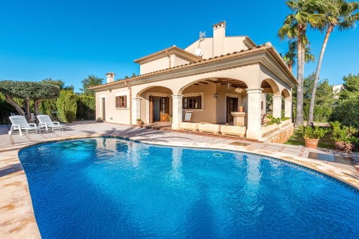 villa in Son Servera