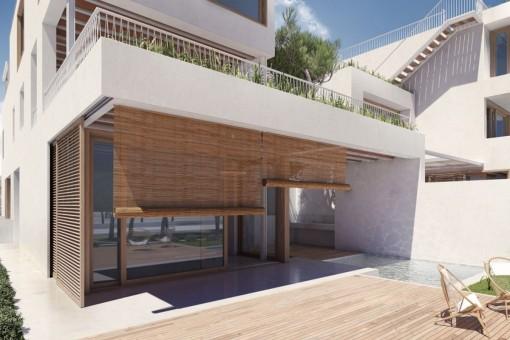apartment in Colònia Sant Jordi