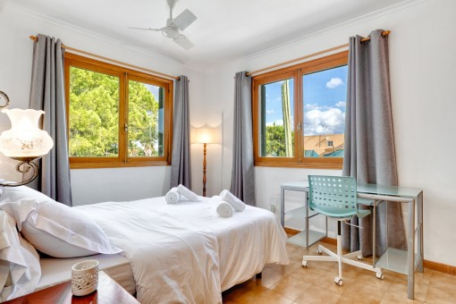 All bedrooms offer feel-good ambience