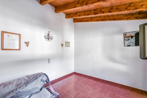 The finca offers 3 bedrooms