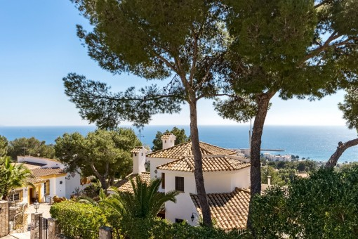 villa in Costa den Blanes for sale