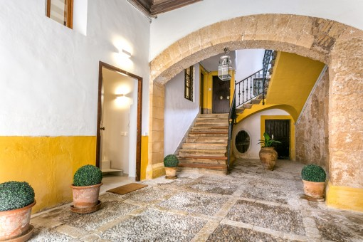 Exclusive duplex apartment in a very good location in Palma's old town