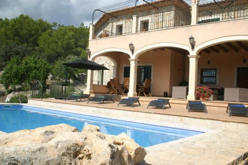 villa in Lloseta