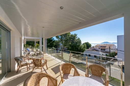 apartment in Puerto Pollensa for sale