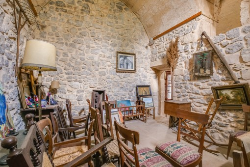 The mill offers 4 rooms