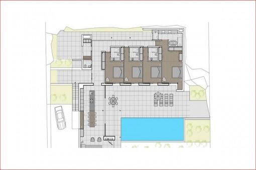 Construction plan 1