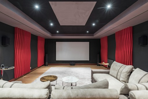Great home cinema