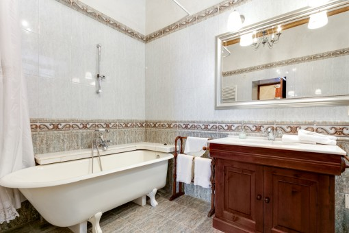 Antique bathroom