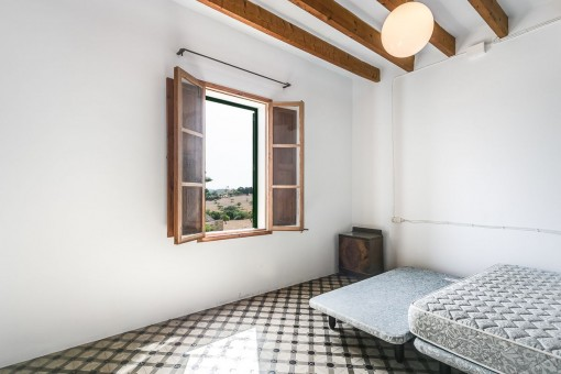 Second bedroom of the finca