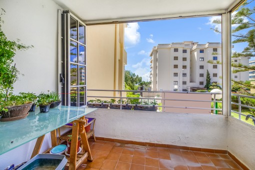 A cosy 3 bedroom apartment a few steps from Puerto Portals