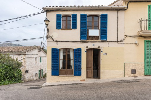 house in S'Arraco