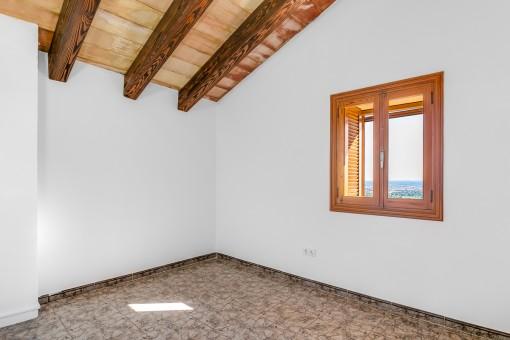 The finca offers 3 bedrooms