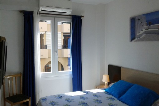 The second double-bedroom