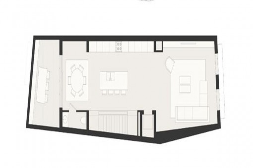 Construction plan: Third floor
