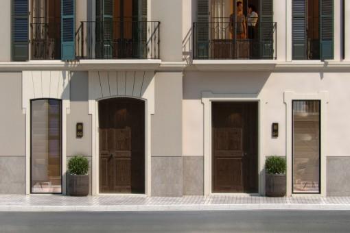 Fantastic city house in Palma