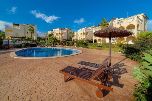 apartment in Cala Mandia