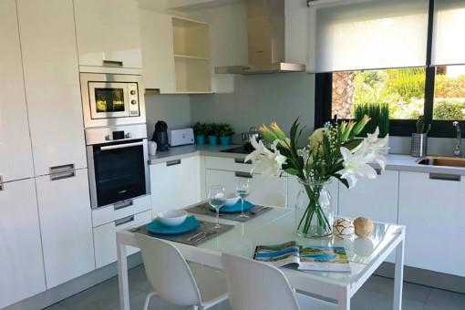 Modern-style kitchen