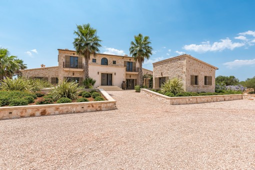 finca in Ses Salines for sale
