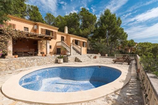 house in Camp de Mar