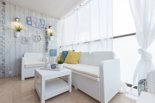 apartment in Cala Mayor