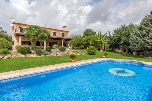 Beautiful, old-style finca near to Porto Cristo