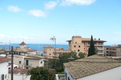 Views of the surroundings
