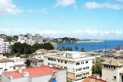 Wonderful sea views
