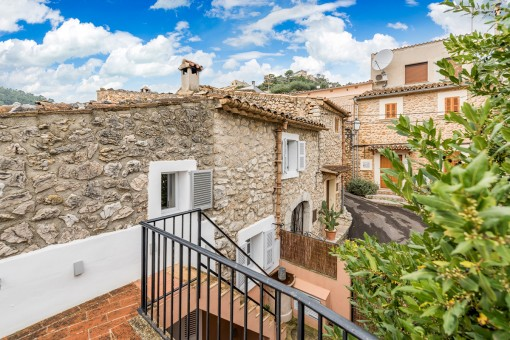 ¨Mon Bijou¨, a real gem - stone house with underfloor heating and courtyard in Mancor de la Vall