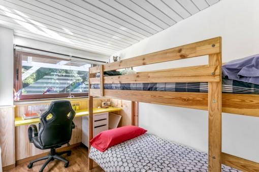 Third of 3 bedrooms