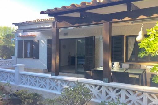 house in Cala Romantica