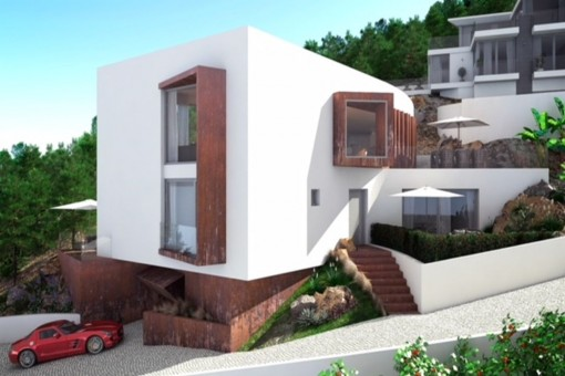 house in Santa Ponsa