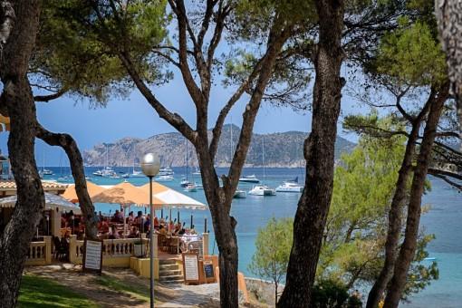 Gorgeous beach of Santa Ponsa