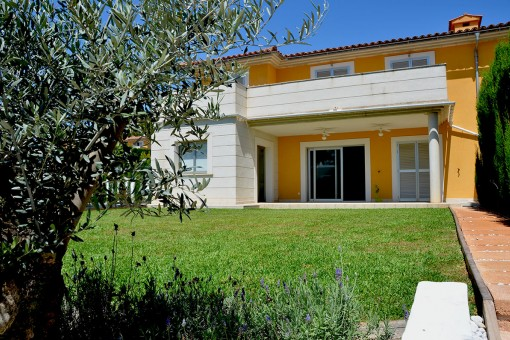house in Cala Vinyas