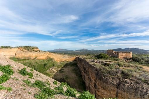 Former quarry