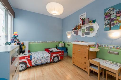 Charming children's bedroom
