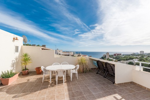 apartment in Illetas for sale