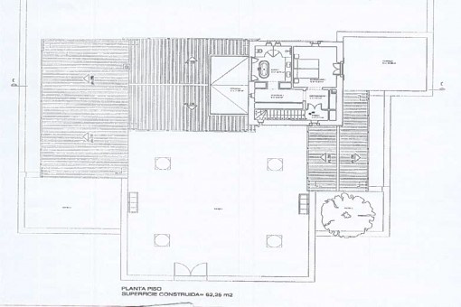 Plan of the building