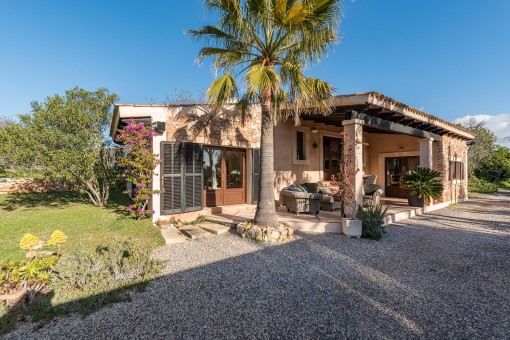 finca in Santanyi for sale