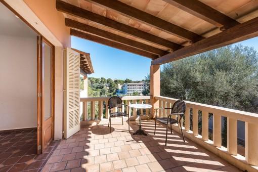 apartment in Cala Santanyi