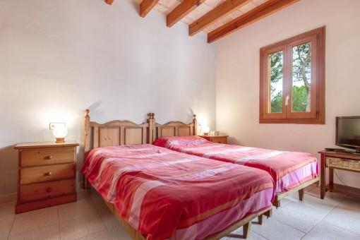 Beautiful double bedroom